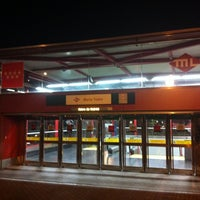 Photo taken at Metro María Tudor by R S. on 10/4/2012