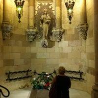 Foto tomada en Cripta de la Sagrada Família por R S. el 9/23/2012