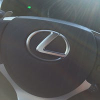 Photo Taken At Lexus Of Westminster Service And Parts By Tony G. On 8/ ...