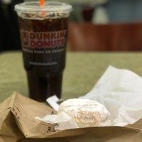 Photo taken at Dunkin Donuts by Greg R. on 4/8/2017
