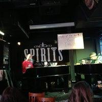 Photo taken at Spirits On Bourbon by Richard on 3/10/2013