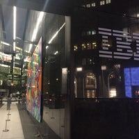 Photo taken at IBM Midtown by Sean K. on 10/17/2016