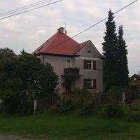 Photo taken at Krásná by JEAN-PIERRE P. on 8/28/2013