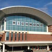 Photo taken at Richmond International Airport (RIC) by Angela L. on 11/4/2012