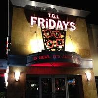 Photo taken at TGI Fridays by Angela L. on 2/21/2013