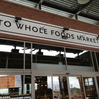 Photo taken at Whole Foods Market by Angela L. on 3/2/2013