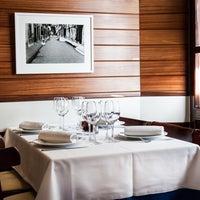Das Foto wurde bei Carballeira Restaurant von Carballeira Restaurant am 1/28/2014 aufgenommen