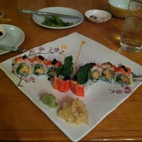 Photo taken at Ichiban Japanese Cuisine by Liz F. on 6/21/2013