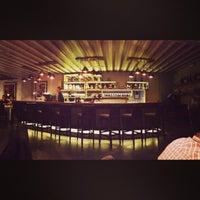 Photo taken at Zenzero Restaurant & Wine Bar by Nattasha S. on 1/28/2014