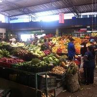 Photo taken at Plaza de Mercado de Paloquemao by Carlos Z. on 6/30/2013