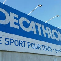 Photo taken at Decathlon Easy by Younes A. on 4/8/2016