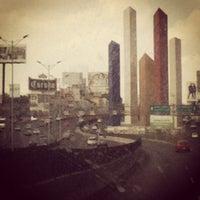 Foto tomada en Torres de Satélite por Pablo M. el 10/20/2012