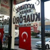 Photo taken at Ayyıldız Erkek Kuaför by R . on 7/19/2016