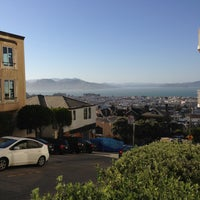 Photo taken at Fillmore Stairs by Lee h. on 5/2/2013
