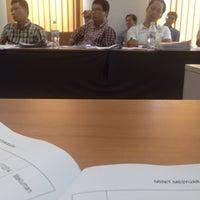 Photo taken at Pasukan Projek Sabah, JKR Malaysia by Khai on 8/20/2014