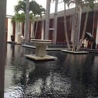 Photo taken at The Setai Miami Beach by Michael T. on 12/7/2012