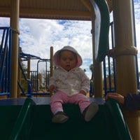Photo taken at Encanto Playground by Claudine W. on 1/11/2015