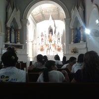 Photo taken at Matriz de Senhora Sant'Ana by Júlia W. on 2/27/2014