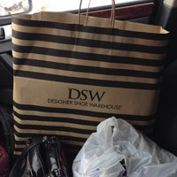 Photo taken at DSW Designer Shoe Warehouse by Tanya K. on 3/10/2015