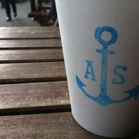 Photo taken at Anchored Ship Coffee Bar by Al B. on 5/29/2013
