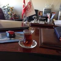 Photo taken at Hasev İnşaat by Özkan K. on 12/20/2016