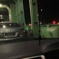 Photo taken at ferry from butterworth to pulau pinang by Prema N. on 12/28/2012