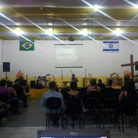 Photo taken at Maacd - Ministerio Apostolico Aliança Com Deus by Ricardo M. on 2/2/2014