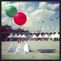 Снимок сделан в Конгрессно-выставочный комплекс «Сокольники» пользователем Oleg I. 7/13/2013