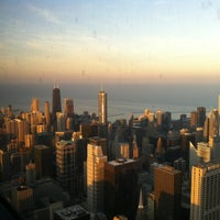 Photo taken at Skydeck Chicago by Arzu A. on 10/21/2012