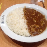Photo taken at CoCo Ichibanya by 管野 秀. on 11/7/2014