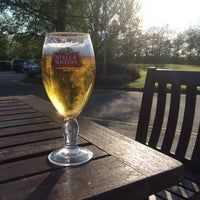 Photo taken at Hilton Warwick / Stratford-upon-Avon by Gary H. on 4/16/2014