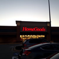 Photo taken at HomeGoods by Melissa M. on 12/28/2016