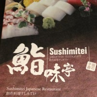 Photo taken at Sushimitei Japanese Restaurant - Hoi Fu Branch by Claudino N. on 5/13/2013