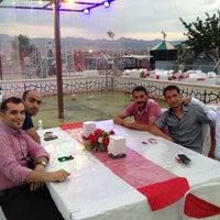 Photo taken at sahin tepesi  dugun salonlari by SERKAN GARKIN on 8/31/2014