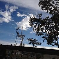 11/11/2012 tarihinde Robert P.ziyaretçi tarafından Anella Olímpica'de çekilen fotoğraf