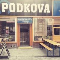 Photo taken at Podkova by Martin Š. on 8/20/2014