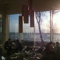 Photo taken at NOA restoran by Greta B. on 3/11/2014