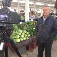 Photo taken at Ortakent Semt Pazari by Çağrı T. on 12/7/2016