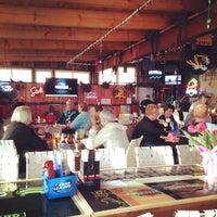Photo taken at T-Bones Deli & Meat Market by Kara B. on 4/18/2014