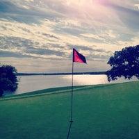Photo taken at Fred Arbanas Golf Course At Longview Lakes - Longview Lake Course by Kara B. on 10/8/2014