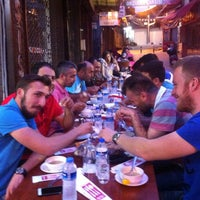 Photo taken at Lezzet Döner by Kamil K. on 6/26/2015