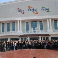 2/3/2014 tarihinde Karyapi A.ziyaretçi tarafından Kar-Yapı A.Ş.'de çekilen fotoğraf