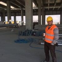 Photo taken at İGA İstanbul Yeni Havalimanı İnşaatı by Mehmet K. on 4/28/2018