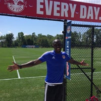 Photo taken at Red Bulls Training Facility by Scott S. on 8/4/2015