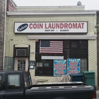 Photo taken at Ontario Coin Laundromat by Scott S. on 5/12/2016