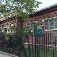 Photo taken at Brooklyn Public Library - Leonard Branch by Scott S. on 6/29/2015