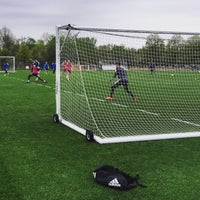 Photo taken at Red Bulls Training Facility by Scott S. on 5/6/2015