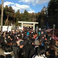 Photo taken at 乃木神社 by hidde on 1/1/2013