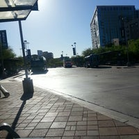 Photo taken at Tempe Transportation Center by Brett G. on 4/15/2013