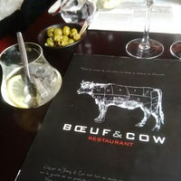 Photo taken at Boeuf & Cow by Frederic V. on 1/25/2017